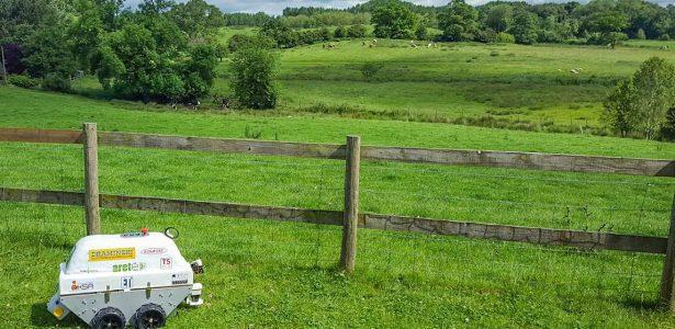 Robot Rolniczy Żukbot