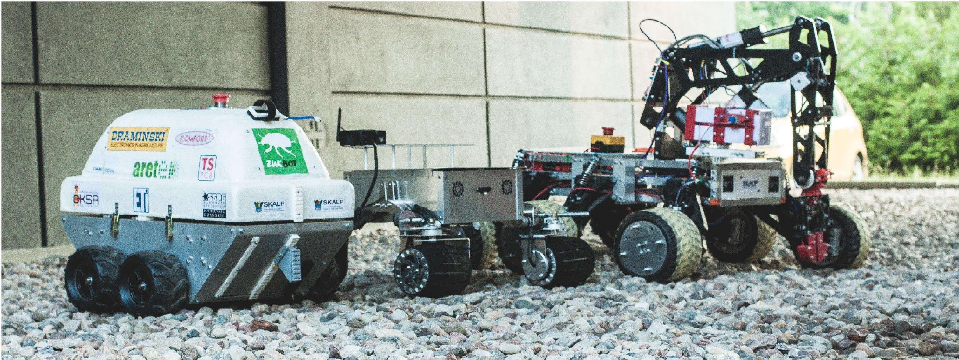 <span>Stowarzyszenie Robotyków SKALP</span>